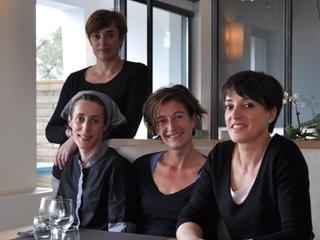 Cécile, Yenofa, Delphine et Nanou ARANGOITS - Pays Basque Excellence